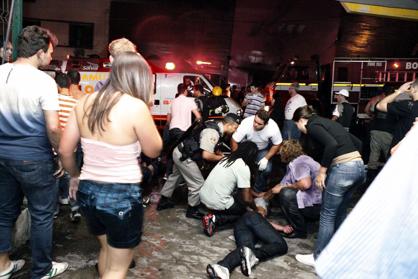 Foto de Tragedia en Brasil - Tomada de lapatilla.com